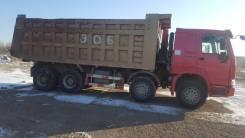 Howo. , 2013, 9 726 куб. см., 25 000 кг.
