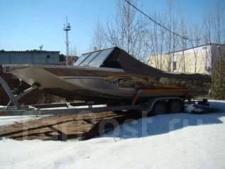 Ка-Хем 730. Год: 2012 год, длина 8,10м., двигатель стационарный, бензин