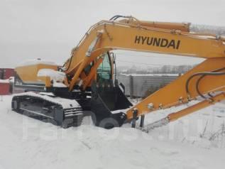 Hyundai R220LC-9S. Экскаватор гусеничный