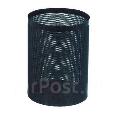 Урна для мусора мусорка Корзина для бумаг сетчатая К 250 (черная)