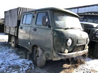 УАЗ 39094 Фермер. Продам УАЗ 39-094, 2 500 куб. см., 1 000 кг.