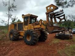 Tigercat. Валочно-пакетирующая машина 2013 750