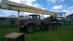 ЗИЛ 131. Автовышка Зил-131 вс22мс-1993г., 6 000 куб. см., 22 м.