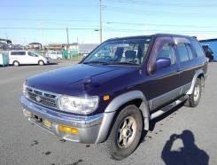 Nissan Terrano. автомат, 4wd, 3.3 (170л.с.), бензин, 123тыс. км, б/п, нет птс. Под заказ