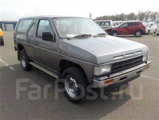 Nissan Terrano. механика, 4wd, 2.7 (85л.с.), дизель, 154тыс. км, б/п, нет птс. Под заказ