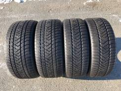 Pirelli Scorpion Winter. Зимние, без шипов, 2015 год, износ: 10%, 4 шт
