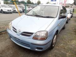 Nissan Tino. вариатор, передний, 2.0 (135л.с.), бензин, 121тыс. км, б/п, нет птс. Под заказ