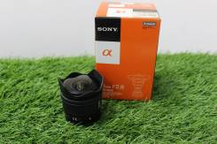 Объектив Sony 16mm F2.8 Fish-eye в Зеленом, Рассрочка, Гарантия