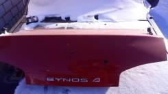 Крышка багажника. Toyota Cynos, EL44 Двигатели: 5EFHE, 5EFE