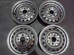 Nissan. 5.0x14, 4x114.30, ET45, ЦО 66,1мм.