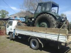 Грузоперевозки бортовой грузовик с манипулятором