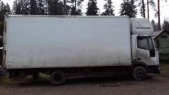 Iveco Eurocargo. Iveco eurocargo, 3 900 куб. см., 5 000 кг.