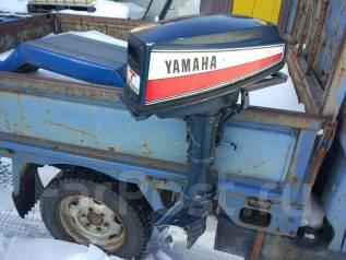 Yamaha. 7,00л.с., 2-тактный, бензиновый, нога S (381 мм)