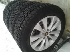 Зимние колёса Р16 для Шевроле Круз (Опель Астра). 6.5x16 5x105.00 ET39 ЦО 56,6мм.