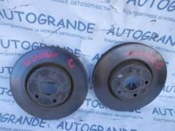 Диск тормозной. Toyota Mark X, GRX120, GRX121 Toyota Crown, GRS181, GRS180, GRS201, GRS200, GRS182, UZS187, UZS186 Toyota Crown Majesta, UZS187, UZS18...