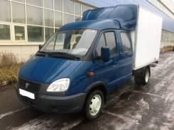 ГАЗ Соболь. ГАЗ ГАЗель 33023, 2009, 2 400 куб. см., 1 500 кг.
