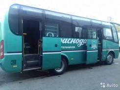 Yutong ZK6737D. автобус с кондиционером, 2 300 куб. см., 23 места