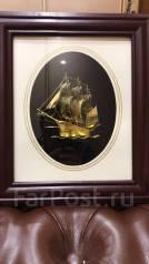Картина корабль, отличны подарок