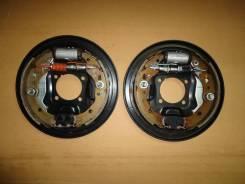 Тормозные механизмы задних барабанов, 2 штуки. Toyota: Premio, Allion, Wish, Corolla Axio, Corolla Fielder, Corolla Двигатели: 2ZRFAE, 2ZRFE, 3ZRFAE...