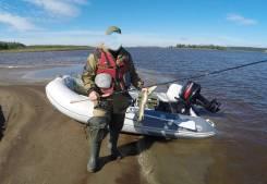 Badger Fishing Line PW. Год: 2014 год, длина 330,00м., двигатель без двигателя, бензин