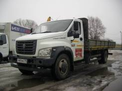 ГАЗ Газон Next C41R33. ГАЗ ГАЗон NEXT, 2015 г. в. бортовой, 4 430 куб. см., 4 100 кг.