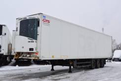 Schmitz. Полуприцеп рефрижератор SKO24/L 2011 г/в, 39 000 кг.