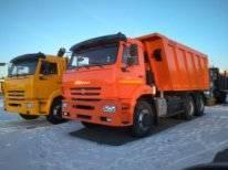 Камаз 6520. -43 Новые 2017, 11 762 куб. см., 20 000 кг.