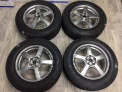 Bridgestone Toprun. 7.0x17, 5x114.30, ET38
