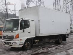 Hino 500. Промтоварный изотермический грузовик HINO 500, 7 684 куб. см., 6 320 кг.