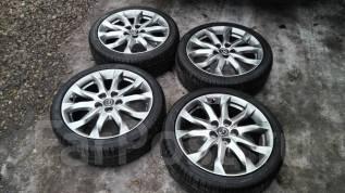 Mazda. 7.0x18, 5x114.30, ET50, ЦО 67,1мм.