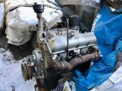 Двигатель в сборе. ЗИЛ 131 Урал 375