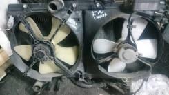 Вентилятор охлаждения радиатора. Toyota Caldina, AT191, AT191G, ET196, ET196V, ST190, ST190G, ST191, ST191G, ST195, ST195G