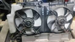 Вентилятор охлаждения радиатора. Subaru Impreza, GE3, GH3, GE, GH, GE2, GH2 Двигатель EL15