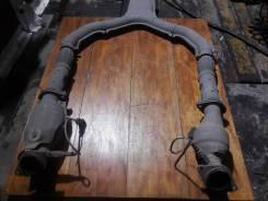 Приемная труба глушителя. Infiniti FX35, S50 Infiniti FX45, S50 Двигатель VK45DE