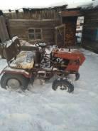 Самодельная модель. Продам самодельный трактор, 1 000 куб. см.