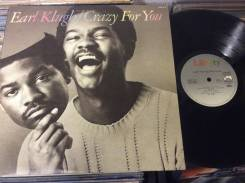 JAZZ! ЁРЛ КЛУ / Earl Klugh - Crazy for you - 1983 US LP