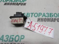 Резистор отопителя Mitsubishi Colt 6 (Z2, Z3) 2002-2012
