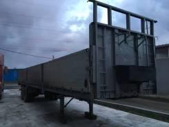 Fruehauf. Полуприцеп-бортовой (контейнеровоз) Fruhauf FPR239A 1994г, г/п 25тн, 25 000кг.
