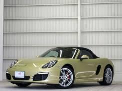 Porsche Boxster. механика, задний, 3.4, бензин, 11тыс. км, б/п. Под заказ