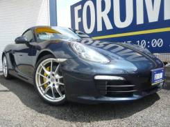 Porsche Boxster. механика, задний, 3.4, бензин, 6 тыс. км, б/п. Под заказ