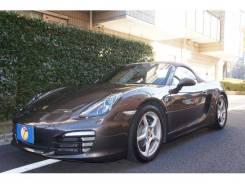 Porsche Boxster. автомат, задний, 2.7, бензин, 32тыс. км, б/п. Под заказ