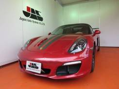 Porsche Boxster. автомат, задний, 3.4, бензин, 18 300тыс. км, б/п. Под заказ