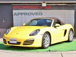 Porsche Boxster. механика, задний, 2.7, бензин, 21тыс. км, б/п. Под заказ
