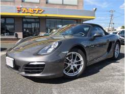 Porsche Boxster. автомат, задний, 2.7, бензин, 16 800тыс. км, б/п. Под заказ