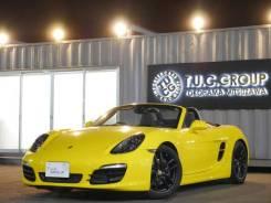Porsche Boxster. автомат, задний, 2.7, бензин, 20 500 тыс. км, б/п. Под заказ