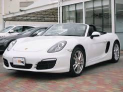 Porsche Boxster. автомат, задний, 3.4, бензин, 2тыс. км, б/п. Под заказ