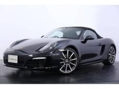 Porsche Boxster. автомат, задний, 2.7, бензин, 21тыс. км, б/п. Под заказ