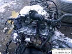 Двигатель в сборе. Toyota Hilux Surf, VZN185W, VZN185 Двигатель 5VZFE