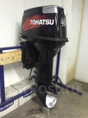 Tohatsu. 40,00л.с., 2-тактный, бензиновый, нога L (508 мм), Год: 2004 год