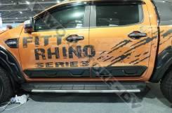 Накладка на дверь. Ford Ranger, T6 Двигатели: SAFA, GBVAF, GBVAJQJ, GBVAK, GBVAL. Под заказ